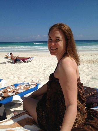 Cabanas Tulum : beach