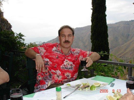 Gallo Cedrone: В горах аппетит возрастает.