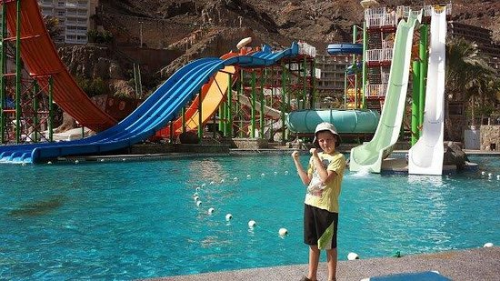 Cordial Mogan Valle : Nice day out @ the water park in Taurito :)