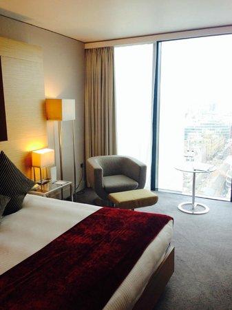 Hilton Manchester Deansgate: Room