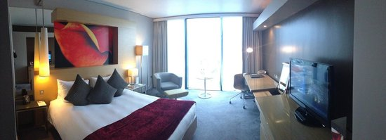 Hilton Manchester Deansgate: Executive Double