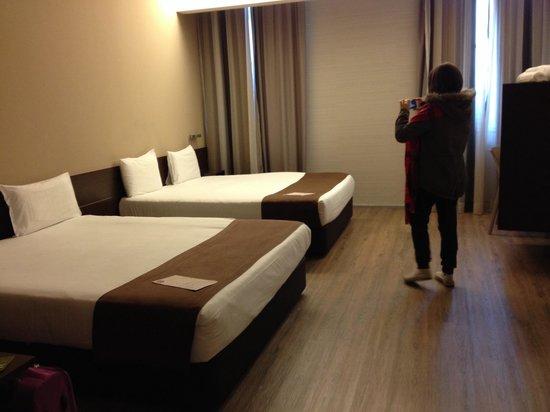 Moov Hotel Porto Centro: camera superior