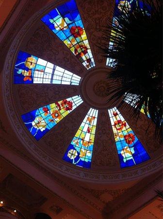 SENTIDO Palm Royale Soma Bay: Atrium dome