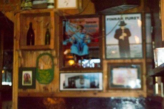 McGann's Pub and B&B: inside pub