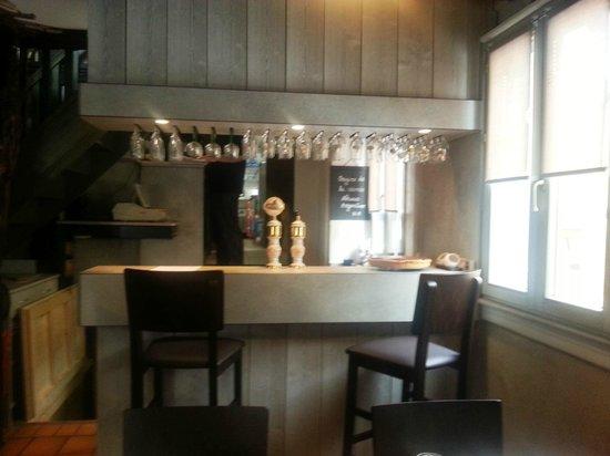Restaurant S'Kastele : bar