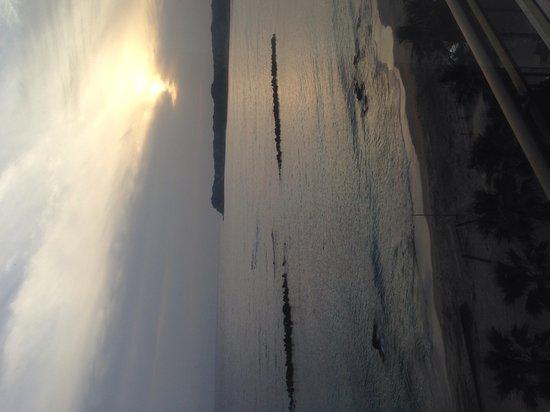 Katsuura Hotel Mikazuki: 部屋からの眺め