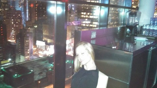 Fairfield Inn & Suites New York Manhattan/Times Square : Sky bar
