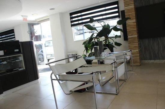 Sala De Tv  Fotograf U00eda De Hotel Palmas Executivo