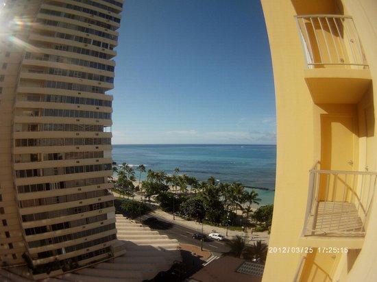 Pacific Beach Hotel: partial view