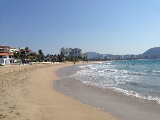 Krystal Ixtapa: Plage d'Ixtapa