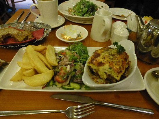 Gleeson's Townhouse and Restaurant: Lasagne