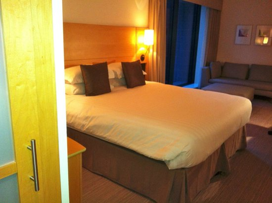Doubletree by Hilton London - Westminster: Comfortable bed