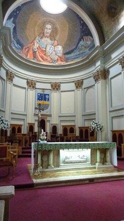 Catedral Sagrado Corazon: Der Altar