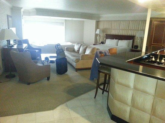 Monte Carlo Resort & Casino : Spa suite