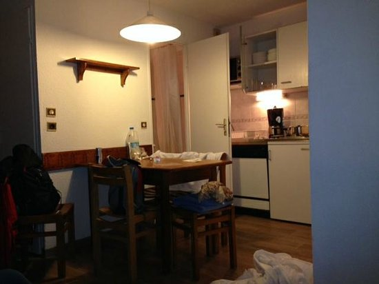Residence L'Altineige: Appartment Size