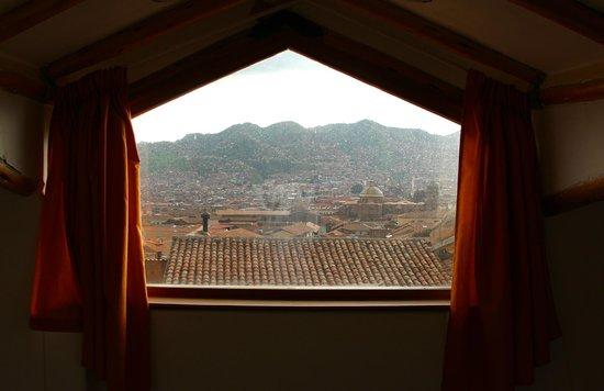 Casa San Blas Boutique: Our view... Amazing!!!