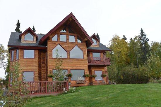 Denali Overlook Inn: La maison