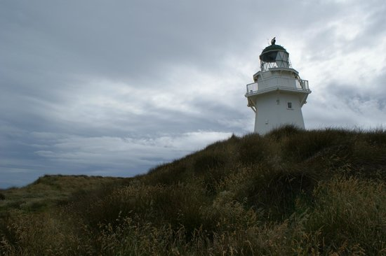 Waipapa Point Lighthouse: Amazing spot