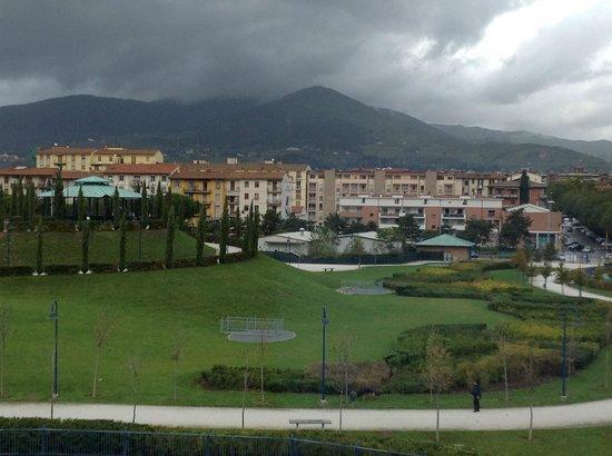 Hilton Garden Inn Florence Novoli: vista do quarto
