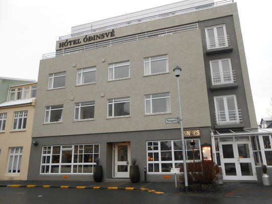 Hotel Odinsve: Exterior