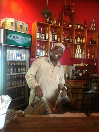 Protea Hotel Mbweni Ruins: Friendly service, helpful staff