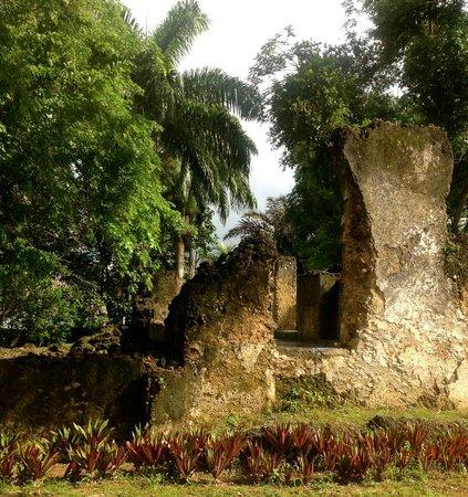 Protea Hotel by Marriott Zanzibar Mbweni Ruins : Historical ruins