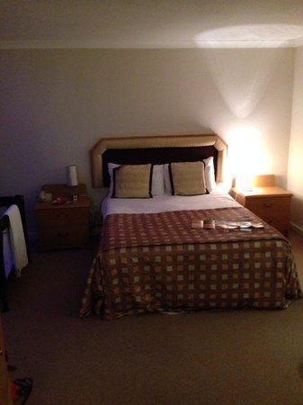 Erskine Bridge Hotel: Room on 6th floor