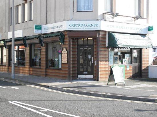 oxford corner restaurant