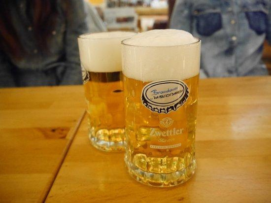 Brandauers Schlossbrau: Hausbier