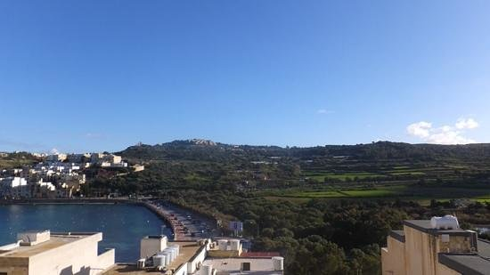 Porto Azzurro: veiw from our appartment