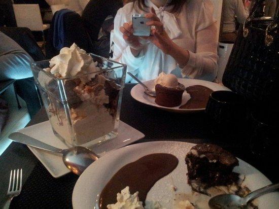 La Favola : Délicieux dessert