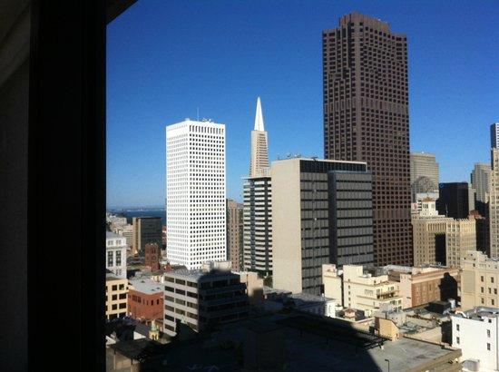 Grand Hyatt San Francisco : View from room