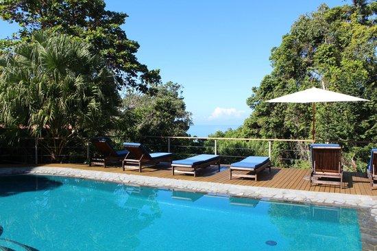 El Remanso Lodge: Pool at El Remanso