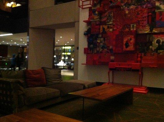 Grand Hyatt San Francisco : Lobby