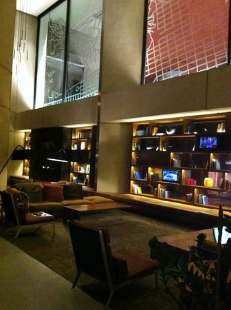Grand Hyatt San Francisco : Lobby