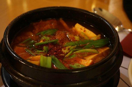 Kenzi: Kimchi Soup