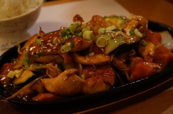 Kenzi: Chicken Teriyaki