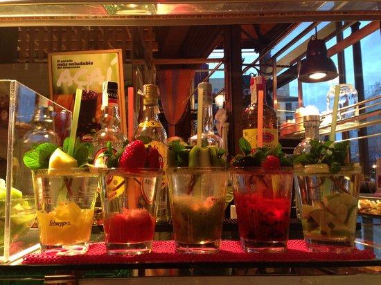 Mercado San Miguel: Great cocktails
