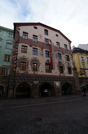 Best Western Plus Hotel Goldener Adler : Hotel Front