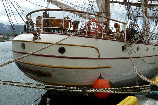 Canal Beagle: SS Europa, Mitsegler gesucht