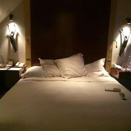 Park Hyatt Paris - Vendome : COMFY BED