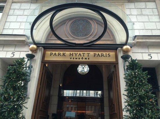 Park Hyatt Paris - Vendome : PARK HYATT VENDOME