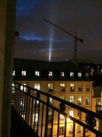 Park Hyatt Paris - Vendome : EIFFEL TOWER LIGHTS