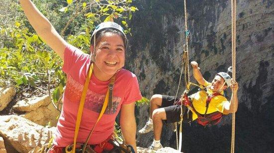 Sima de las Cotorras : Una experiencia inigualablee!
