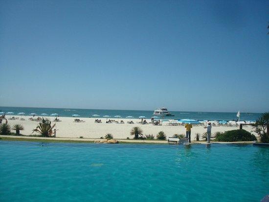 Hotel Coche Paradise : playa