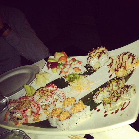 Qi Sushi Lovers: maki misto