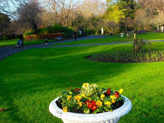 Parque St Stephen's Green: St. Stephen's Green