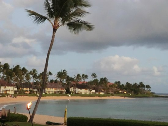 Sheraton Kauai Resort: beach