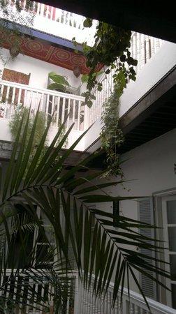 Riad 'Chez Dar Ma' : View towards the bedroom floor