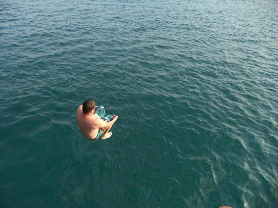 Krabi Sunset Cruises: Tsunami warning